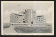 Postcard THETFORD MINES P.Q. /CANADA  St Joseph Hospital Building view 1930's?