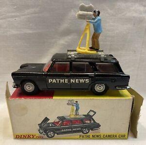 Dinky Pathe News Camera Car 281