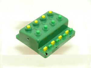 Trix Minitrix 66596 Quad Press Button Switch Green 1 Piece #2