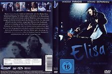 Elisa 1995 - DVD - Film - Video - DVD von 2013 - NEU & OVP !