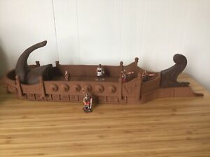 Ancient Roman Greek Egyptian War Galley for 54-70mm toy soldiers  Formtech