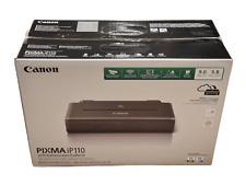 CANON PIXMA iP110 mobiler Tintenstrahl Farb Drucker DIN A4 NEU OVP