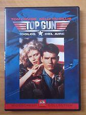 DVD,Top Gun (idolos del aire)Tom Cruise,Kelly McGillis