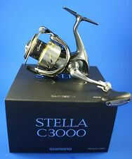 Shimano Stella C3000 FI // STLC3000FI // Front Drag Fishing Reel