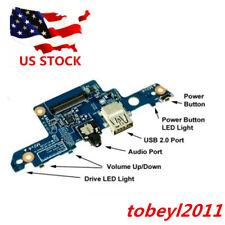 856808-001 USB PCBA Power Button Board HP M6-AQ M6-AQ003DX M6-AQ005DX M6-AQ103DX