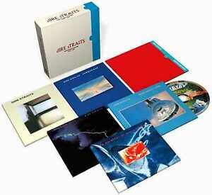 Dire Straits - The Studio Albums 1978-1991 - 6 x CD Box Set NEW & SEALED 2020