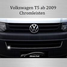 VW T5 - 3M Chrom-Leisten Kühlergrill Zierleiste Chromleiste Kühlergrillbogen