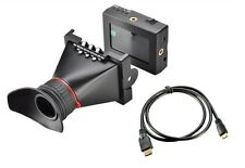 "Pro EVF Electronic View Finder 3.5"" LCD Monitor / ViewFinder For 5D2 5D3 60D 1DC"
