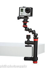 Joby Action Clamp & GorillaPod Arm - Position action cams anywhere!