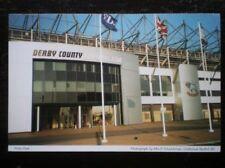 POSTCARD B39-3 DERBYSHIRE HOME OF DERBY COUNTY FOOTBALL - PRIDE PARK