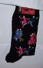 Dancing Couple Mens/Womens Socks - NEW design