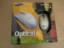Samsung SMOP5000WX 3 Button Optical Mouse PS/2 - NEW