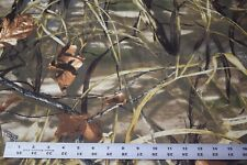 """Realtree Advantage Max 4 HD Brushed Cotton Twill Camo Fabric 60"""" Camo By The Yd"""