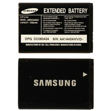 OEM Samsung Extended 1550mAh Li-ion Battery AB923446GZ 3.7V for A930 U620 A990