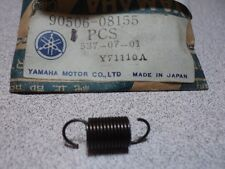 1974-98 YAMAHA YZ IT DT MX YT RT TENSION SPRING NOS OEM 90506-08155