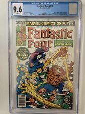 Fantastic Four #218 CGC 9.6