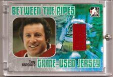 2005 ITG Between The Pipes Super Box Tony Esposito GUJ-04 1 of 80 (H-0440)