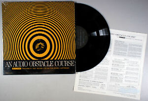 Audio Obstacle Course: Shure Trackability Test Record (1971) Vinyl Trackability