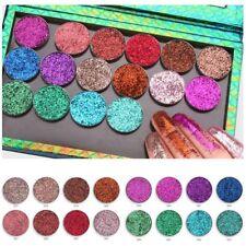 Pressed Shinny Eye Shadow Shimmer Cosmetic Pigment Glitter Powder