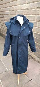Shires Full Length Riding Coat  EXTRA SMALL