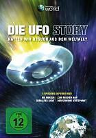 Die UFO-Story - Hatten wir Besuch aus dem Weltall? (Discovery World) (OVP)
