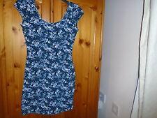 H&M Women's Round Neck Mini Dresses