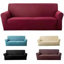 Sofa Couch Cover Stretch Spandex Elastic Slipcover Protector Sofa Cover