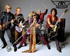 Aerosmith Legendary Rock Band - 8X10 Publicity Photo (Ab-145)