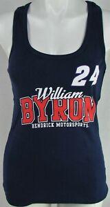 William Byron #24 NASCAR G-III Women's Tank Top