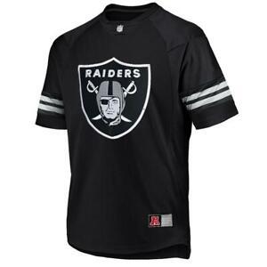 Las Vegas Raiders Majestic NFL Fan Replica Jersey - Black