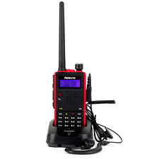 Retevis RT5 Walkie Talkie 128 1750Hz tone Scan FM Radio 1750Hz Two way Radio