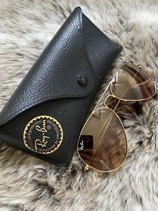 ray ban sunglasses aviator womens