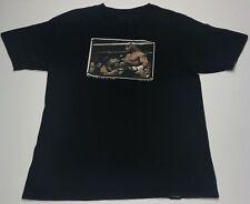 Mike Tyson Coup De Grace Brand Size XL Men's Black T Shirt Vintage Out Of Print