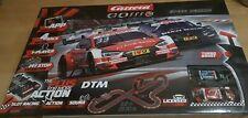 Carrera GO!!!+ Plus Speed Record Autorennbahn 20066009 DTM m. Audi/BMW *WIE NEU*