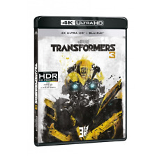 Transformers Dark of the Moon - 4K Ultra HD Blu ray HDR NEW UK in STOCK NOW