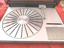 Bang and Olufsen -- B&o Beogram 4004 tangential tracking Turntable