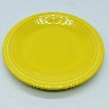 "Fiestaware 7"" Salad Plate - Sunflower"