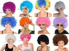 Clown Curly Wigs & Hairpieces