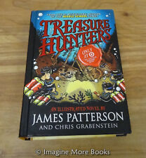 Treasure Hunters (Series Book 1) by James Patterson ~ Hardcover