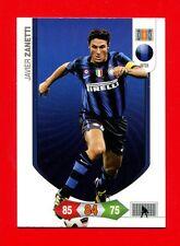 CALCIATORI 2010-2011 11 - Adrenalyn Panini Card BASIC - ZANETTI - INTER
