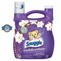 Liquid Fabric Softener Lavender & Vanilla Orchid For 112 Loads 96 Oz