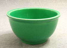 "Vintage Fiesta Green Kitchen Kraft 6"" Mixing Bowl - Fiestaware (1937 - 1944)"