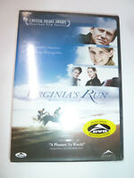 Virginia's Run DVD family horse movie endurance race Gabriel Byrne 2002 NEW!