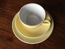 Dibbern Solid Color Cappuccino Obertasse Vanille
