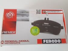 Ferodo FDB1897 Front Brake Pads Ford Galaxy and S-Max
