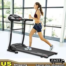 Gym/Home Folding Electric Power Treadmill Cardio Walking Fitness Machine Running