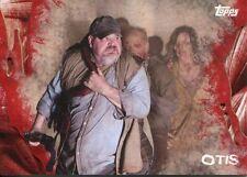 Walking Dead Survival Box Base Card #37 Otis