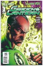 (2011) DC THE NEW 52 GREEN LANTERN #1 FIRST PRINTING! GEOFF JOHNS! 9.0 - VF/NM