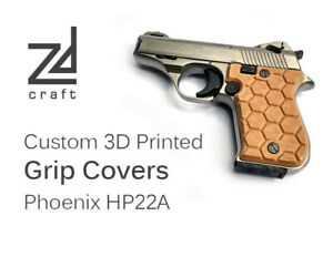 3D Printed Grips - Phoenix Arms HP22A