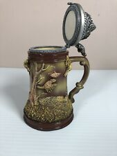 Nini Mini Beer Stein SS Sarna 'The Hunt' Item No 1-28 -Hand painted & crafted